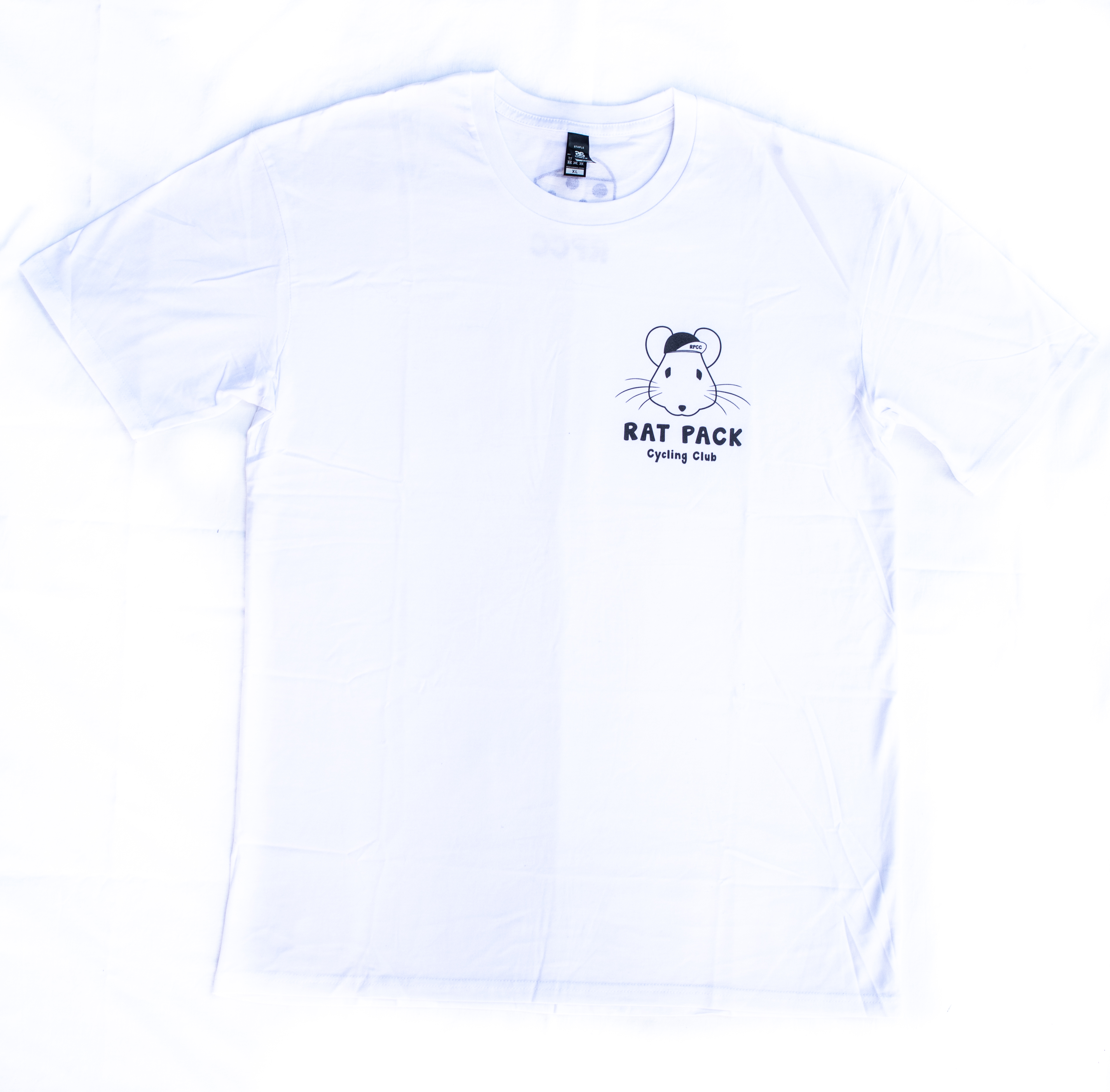 RPCC Chapter Tee Front